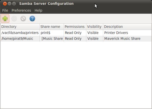 samba_configurator